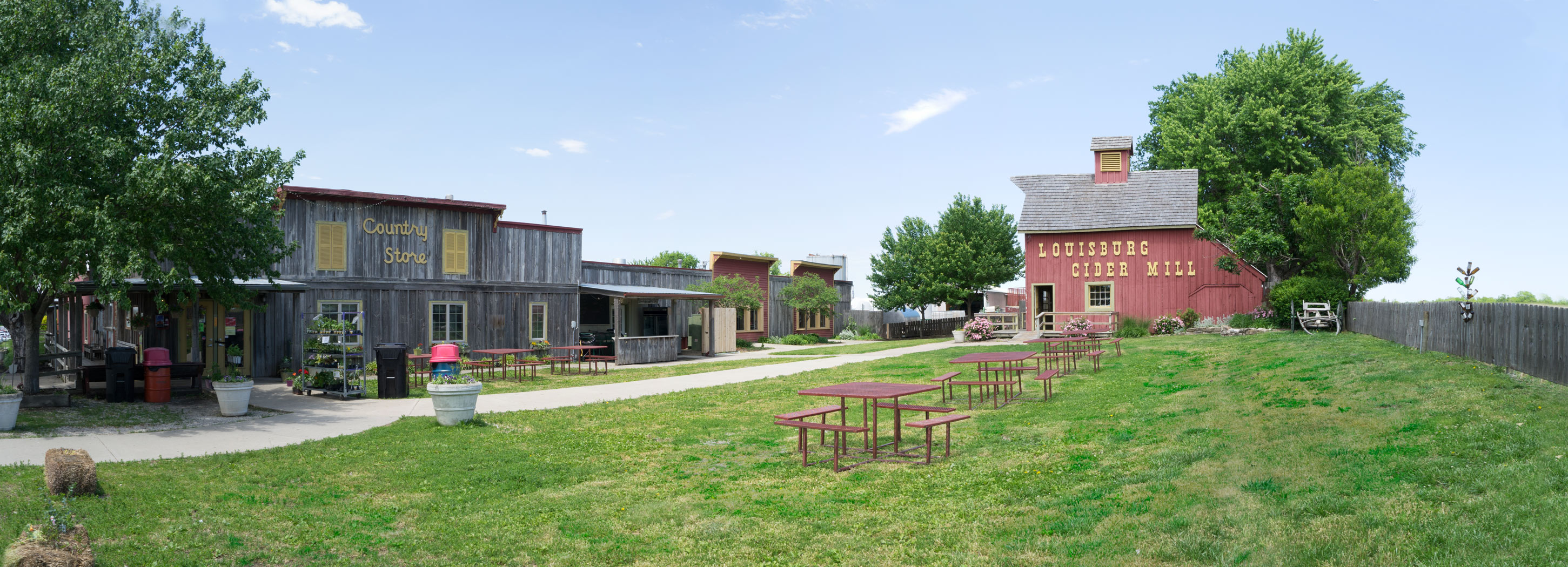 Louisburg Cider Mill Barn and Country Store