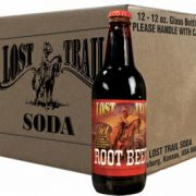 Lost Trail Soda Diet Root Beer, 12 unit case
