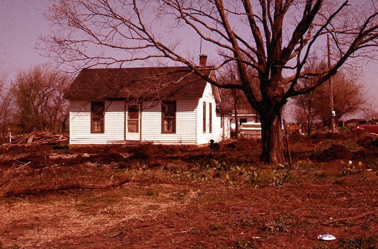 Original house and phase 1 of current day Country Store