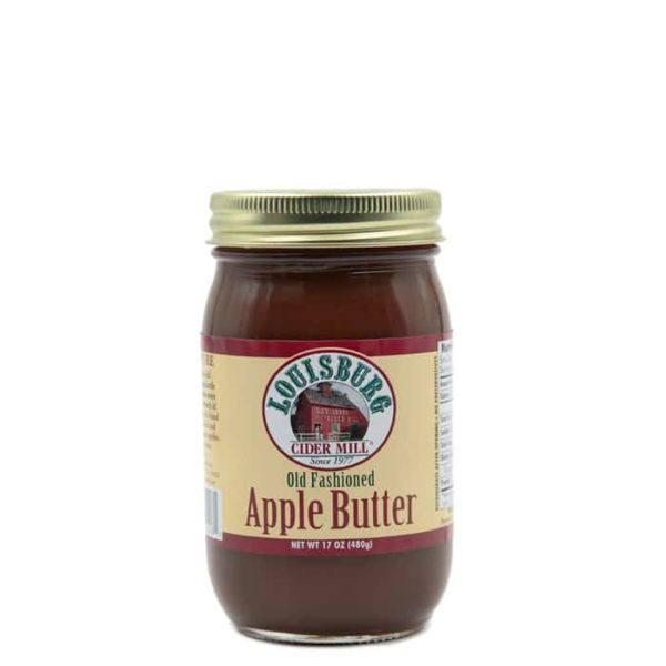 Louisbug Cider Mill Old Fashioned Apple Butter