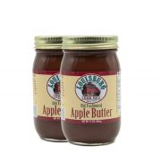 Louisbug Cider Mill Old Fashioned Apple Butter, two