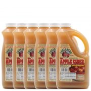 Louisburg Cider Mill Apple cider, case of 6 half gallon jugs
