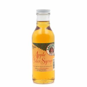 Louisburg Cider Mill Apple cider syrup