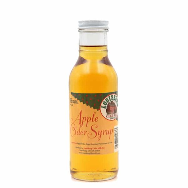 Louisburg Cider Mill Apple cider syrup