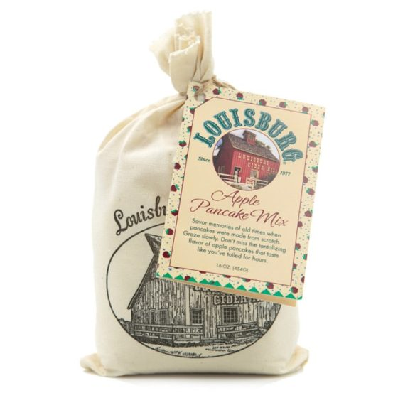 Louisburg Cider Mill Apple pancake mix