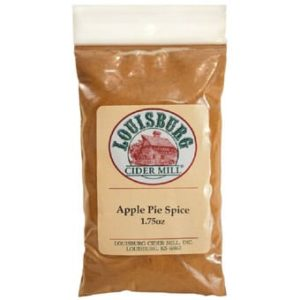 Louisburg Cider Mill Apple pie spice