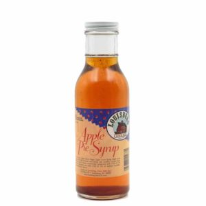 Louisburg Cider Mill Apple pie syrup