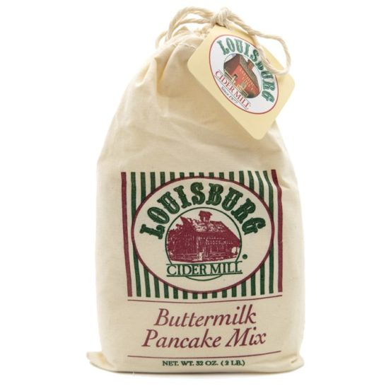 Louisburg Cider Mill Buttermilk pancake mix