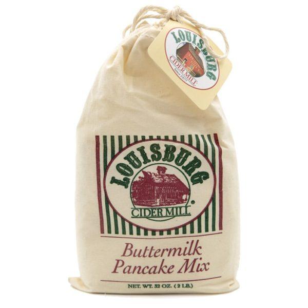 Louisburg Cider Mill Buttermilk pancake mix