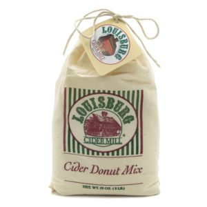 Louisburg Cider Mill cider donut mix