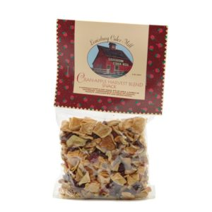 Louisburg Cider Mill Cran-apple harvest blend snack