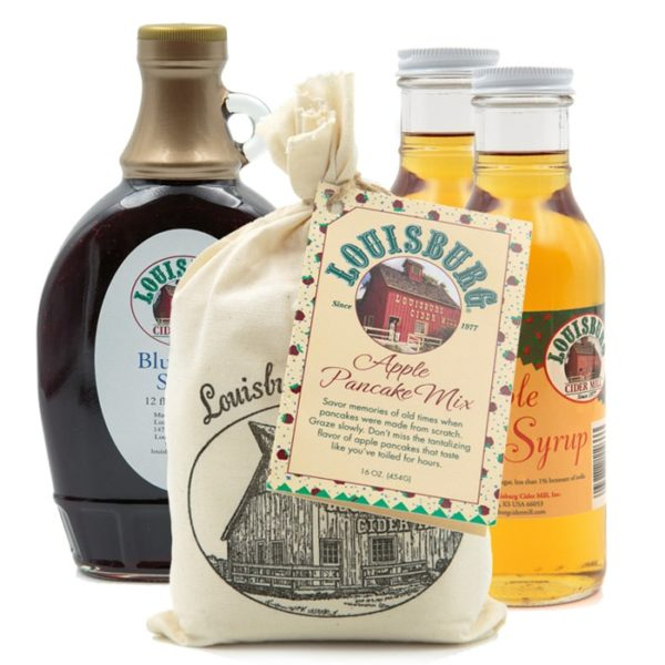 Dry Goods & Syrup