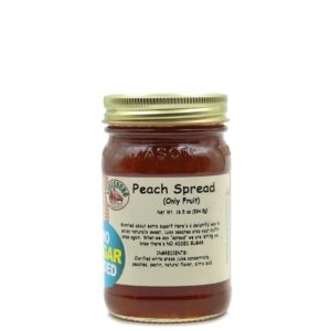 Louisburg Cider Mill Peach spread