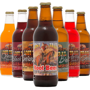 Lost Trail Soda