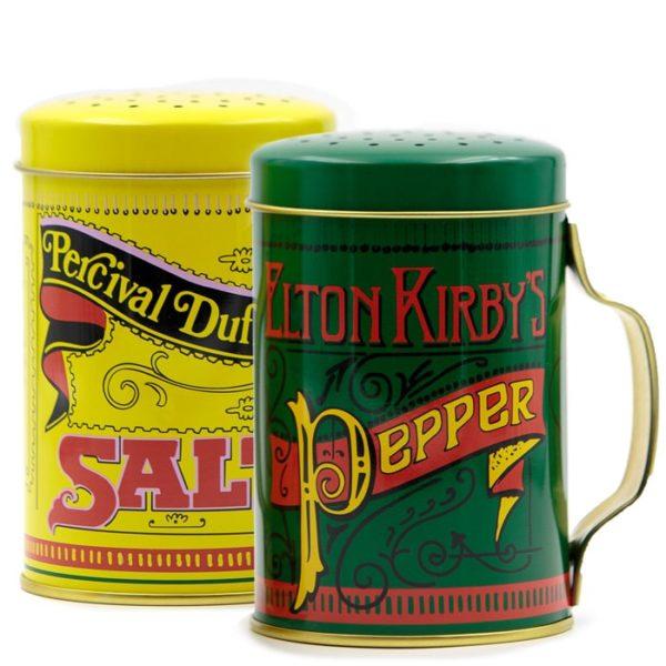 Louisburg Cider Mill Salt & Pepper shakers