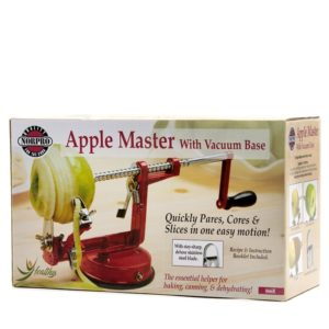 Apple peeler package called Apple Master