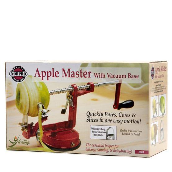 Apple peeler package called Apple Master