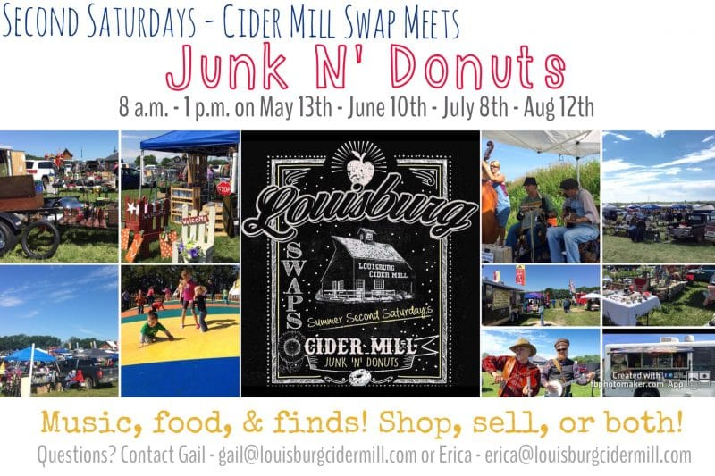 Junk n Donut Cider Mill Swap Meet