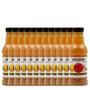 Louisburg Cider Mill Lemon Ginger Cider juice, 12 pack case