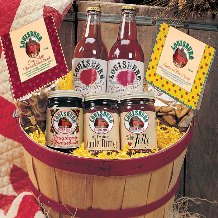 Sunflower State Basket