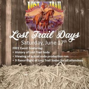 Lost Trail Days 6.17