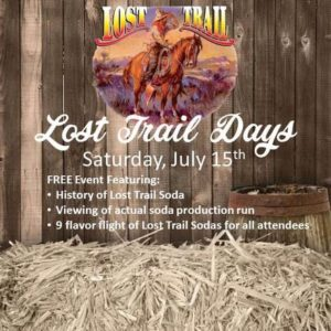 Lost Trail Days 7.15