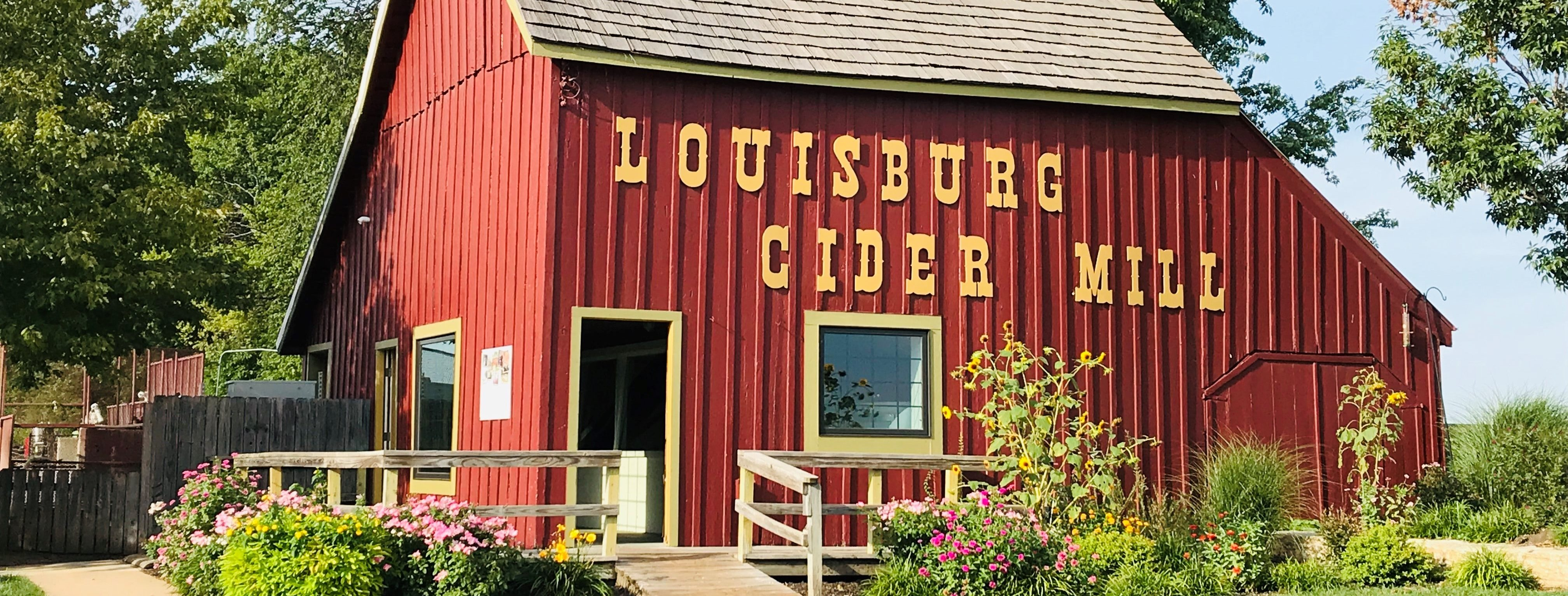 louisburg big red barn
