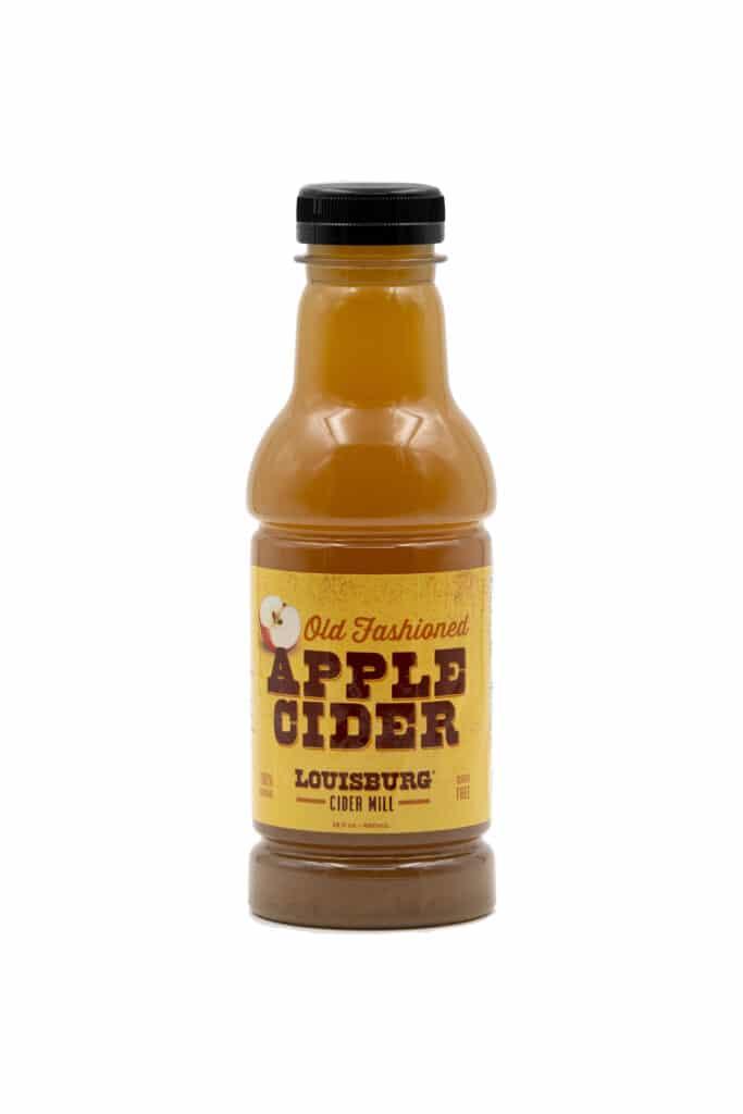 Single Serve Old Fashioned Apple Cider