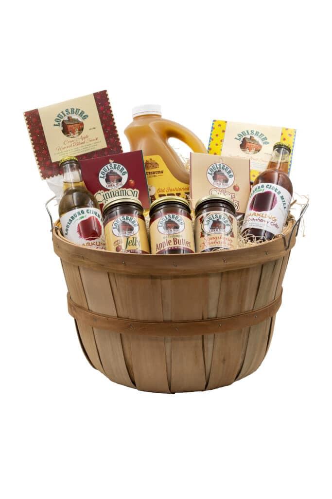 Bountiful Harvest Basket