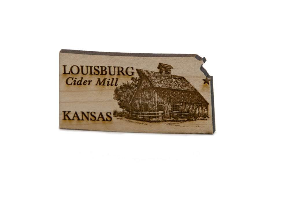 Louisburg Cider Mill Magnet